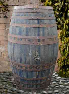 Large Oak Barrels The Wood Barrel Company
