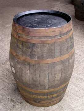 Barrel Tables Ideal For Pubs And Bars The Wood Barrel Company